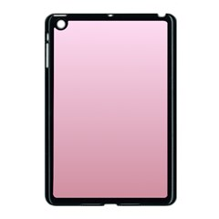 Pink Lace To Puce Gradient Apple Ipad Mini Case (black) by BestCustomGiftsForYou