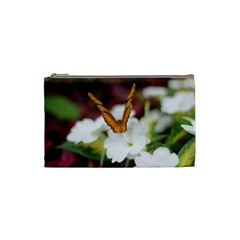 Butterfly 159 Cosmetic Bag (small) by pictureperfectphotography