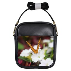 Butterfly 159 Girl s Sling Bag by pictureperfectphotography