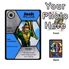 Shadow Hunters   Missouri (stl) By Ajax   Playing Cards 54 Designs   Hc6x0xch2mek   Www Artscow Com Front - Diamond8