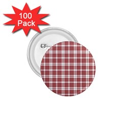 Buchanan Tartan 1 75  Button (100 Pack) by BestCustomGiftsForYou