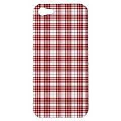 Buchanan Tartan Apple Iphone 5 Hardshell Case by BestCustomGiftsForYou