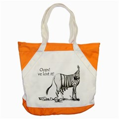 Lost Accent Tote Bag by cutepetshop
