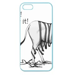 Lost Apple Seamless Iphone 5 Case (color) by cutepetshop
