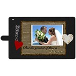 Greatest Love Apple iPad 3/4 leather case - Apple iPad 3/4 Leather Folio Case
