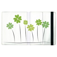 Clover Apple Ipad 2 Flip Case by magann