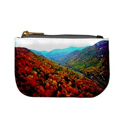 Through The Mountains Coin Change Purse by Majesticmountain