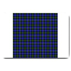 Macneil Tartan   1 Large Door Mat by BestCustomGiftsForYou