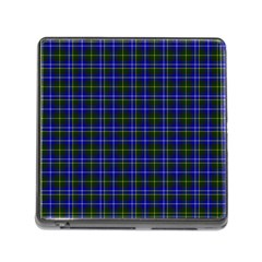 Macneil Tartan   1 Memory Card Reader With Storage (square) by BestCustomGiftsForYou