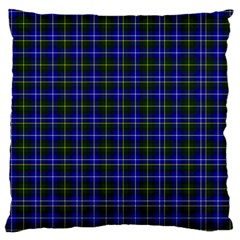 Macneil Tartan   1 Large Cushion Case (two Sides) by BestCustomGiftsForYou