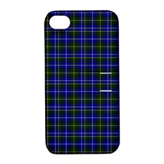 Macneil Tartan   1 Apple Iphone 4/4s Hardshell Case With Stand by BestCustomGiftsForYou
