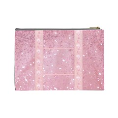 Dance Clutch 1 By Emily   Cosmetic Bag (large)   39ebg5ibbnh8   Www Artscow Com Back