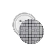 Gray Weave 1 75  Button by BestCustomGiftsForYou