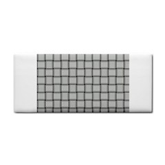 Gray Weave Hand Towel by BestCustomGiftsForYou