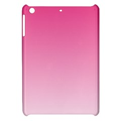 French Rose To Piggy Pink Gradient Apple Ipad Mini Hardshell Case by BestCustomGiftsForYou