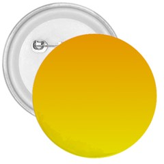 Chrome Yellow To Yellow Gradient 3  Button by BestCustomGiftsForYou