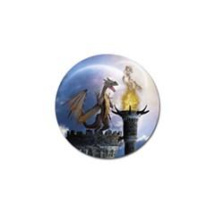Dragon Land 2 Golf Ball Marker 10 Pack by gatterwe