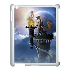 Dragon Land 2 Apple Ipad 3/4 Case (white) by gatterwe