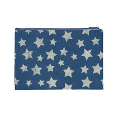 Stars L Cosmetic Bag By Joy   Cosmetic Bag (large)   5plb3gvsiaq8   Www Artscow Com Back