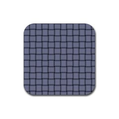 Cool Gray Weave Drink Coaster (square) by BestCustomGiftsForYou
