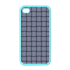 Cool Gray Weave Apple Iphone 4 Case (color) by BestCustomGiftsForYou