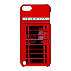Phone Booth Apple Ipod Touch 5 Hardshell Case With Stand by CreativeZone
