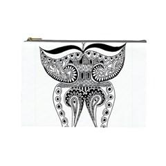 Butterfly Cosmetic Bag (large) by EllaTheGiraffe