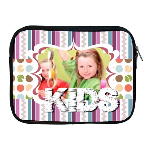 Kids By Mac Book   Apple Ipad Zipper Case   Vvxfellubwsu   Www Artscow Com Front