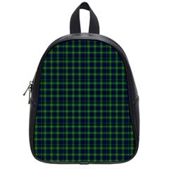 Lamont Tartan School Bag (small) by BestCustomGiftsForYou