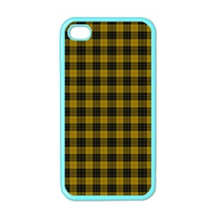 Macleod Tartan Apple Iphone 4 Case (color) by BestCustomGiftsForYou