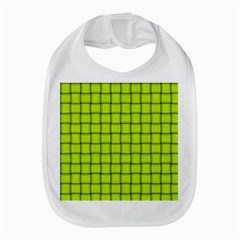 Fluorescent Yellow Weave Bib by BestCustomGiftsForYou