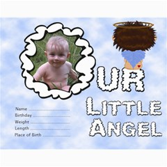 Our Little Angel Collage 11x14 By Chere s Creations   Collage 11  X 14    X8cndsg3u3yt   Www Artscow Com 14 x11 Print - 4