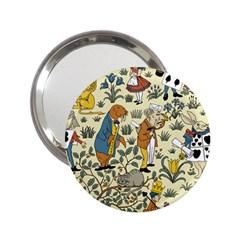 Alice In Wonderland Handbag Mirror (2.25 ) by EndlessVintage
