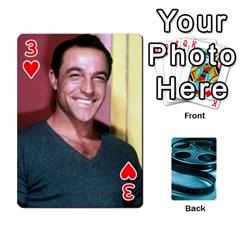 Freds Cards 1 By Frederico   Playing Cards 54 Designs   Nj614bsg90ll   Www Artscow Com Front - Heart3