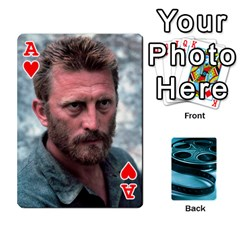 Ace Freds Cards 1 By Frederico   Playing Cards 54 Designs   Nj614bsg90ll   Www Artscow Com Front - HeartA