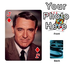 Jack Freds Cards 1 By Frederico   Playing Cards 54 Designs   Nj614bsg90ll   Www Artscow Com Front - DiamondJ