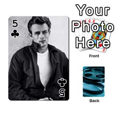 Freds Cards 1 By Frederico   Playing Cards 54 Designs   Nj614bsg90ll   Www Artscow Com Front - Club5