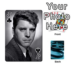 Jack Freds Cards 1 By Frederico   Playing Cards 54 Designs   Nj614bsg90ll   Www Artscow Com Front - ClubJ