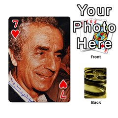 Freds Cards 2 By Frederico   Playing Cards 54 Designs   E0tr4t0nbtsn   Www Artscow Com Front - Heart7