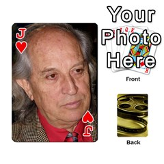Jack Freds Cards 2 By Frederico   Playing Cards 54 Designs   E0tr4t0nbtsn   Www Artscow Com Front - HeartJ