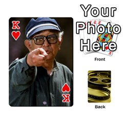 King Freds Cards 2 By Frederico   Playing Cards 54 Designs   E0tr4t0nbtsn   Www Artscow Com Front - HeartK