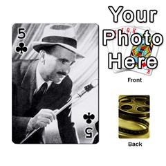 Freds Cards 2 By Frederico   Playing Cards 54 Designs   E0tr4t0nbtsn   Www Artscow Com Front - Club5