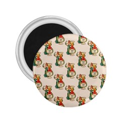 Happy New Year 2.25  Button Magnet by EndlessVintage