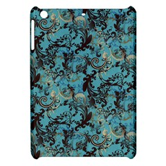 Vintage Wallpaper Apple iPad Mini Hardshell Case by EndlessVintage