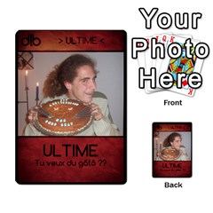 Dlb Final2 By Julien Prodigue   Multi Purpose Cards (rectangle)   A8axoveip7k0   Www Artscow Com Front 8