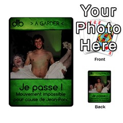Dlb Final2 By Julien Prodigue   Multi Purpose Cards (rectangle)   A8axoveip7k0   Www Artscow Com Front 47