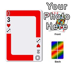Rainbow Deck V2 1 Deck 1 By Changcai   Playing Cards 54 Designs   M4cjhdnbvy5k   Www Artscow Com Front - Spade4