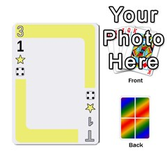 Rainbow Deck V2 1 Deck 1 By Changcai   Playing Cards 54 Designs   M4cjhdnbvy5k   Www Artscow Com Front - Club3