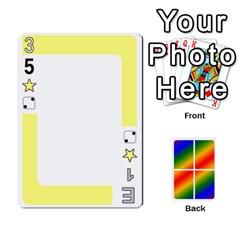 Rainbow Deck V2 1 Deck 1 By Changcai   Playing Cards 54 Designs   M4cjhdnbvy5k   Www Artscow Com Front - Club7