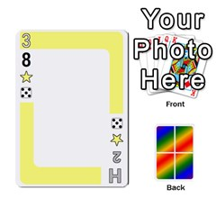 Rainbow Deck V2 1 Deck 1 By Changcai   Playing Cards 54 Designs   M4cjhdnbvy5k   Www Artscow Com Front - Club10